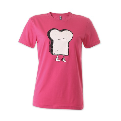 Cleptomanicx - Toast Women T-Shirt
