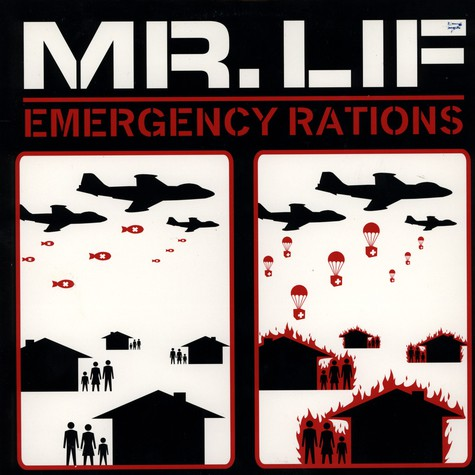 Mr.Lif - Emergency Rations
