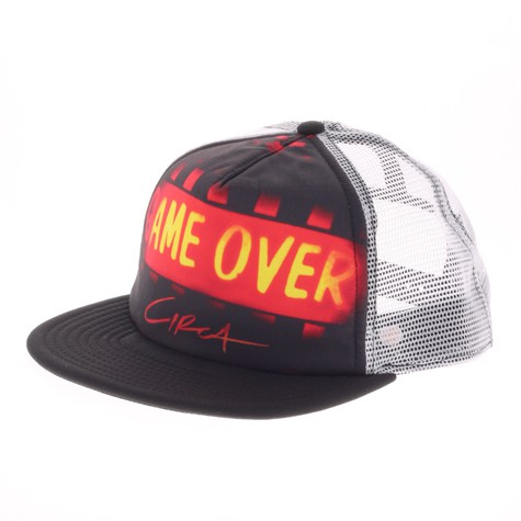 Circa - Game Over Trucker Hat