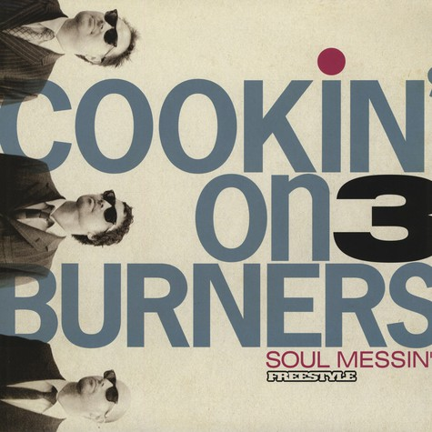 Cookin On 3 Burners - Soul Messin