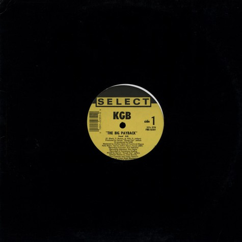 KGB - The Big Payback