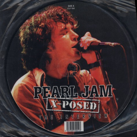 Pearl Jam - X-posed the interview