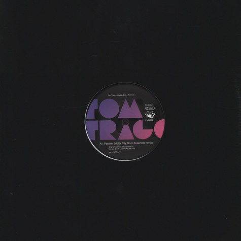 Tom Trago - Voyage Direct Remixes