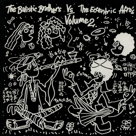 Balistic Brothers, The vs. The Eccentric Afro's - Volume 2