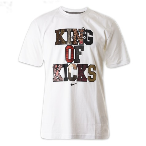 Nike - Good King Of Kicks T-Shirt