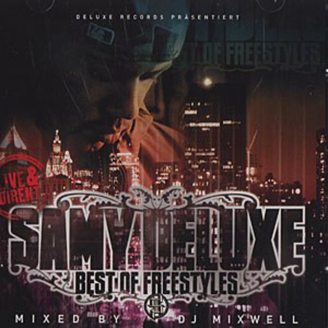 Samy Deluxe - Best Of Freestyles Poster