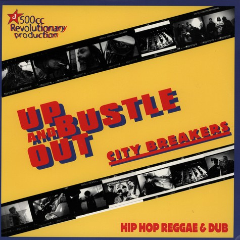 Up, Bustle & Out - City Breakers