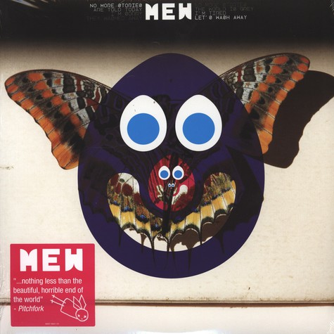 Mew - No More Stories Are
