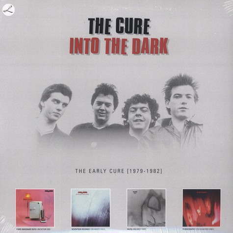Cure, The - Into The Dark: Early Cure 1979-82