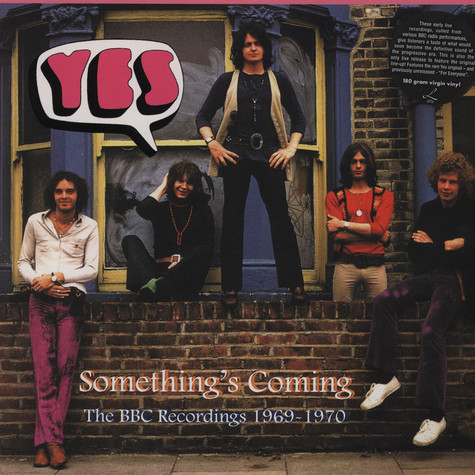 Yes - Something's Coming: BBC 1969-70