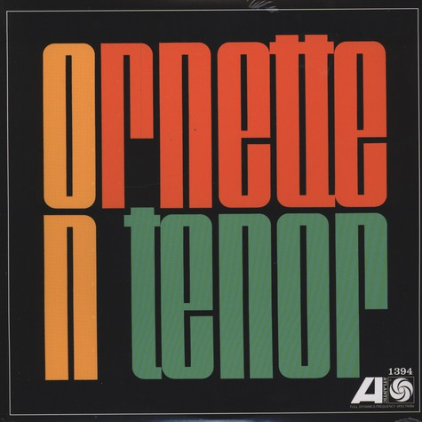Ornette Coleman - Ornette On Tenor