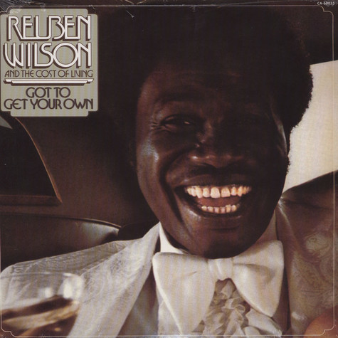 Reuben Wilson - Got To Get Your Own