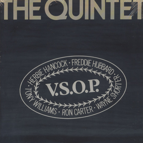 Herbie Hancock, Freddie Hubbard, Ron carter, Wayne Shorter & Tony Williams - V.S.O.P. - The Quintet