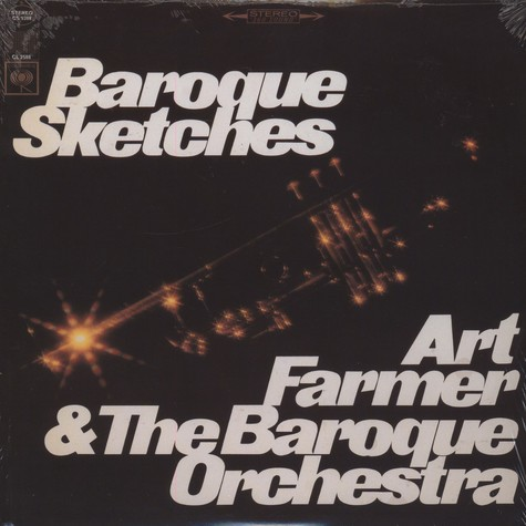 Art Farmer & The Baroque Orchestra - Baroque Sketches