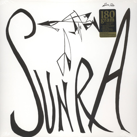 Sun Ra - Art Forms Of Dimensions Tomorrow