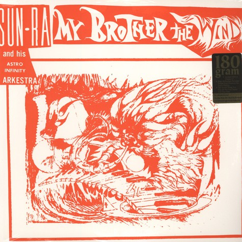 Sun Ra - My Brother The Wind Volume 2