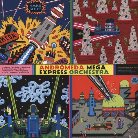 Andromeda Mega Express Orchestra - Take Off