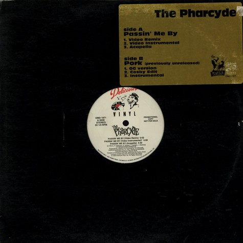 Pharcyde, The - Passin me by