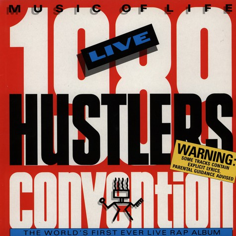 V.A. - Music Of Life - Hustlers Convention