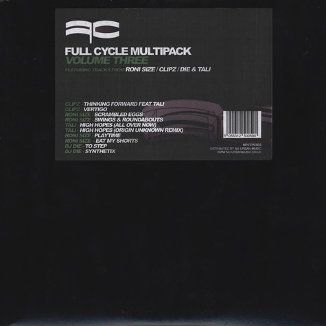 V.A. - Full Cycle multipack series volume 3