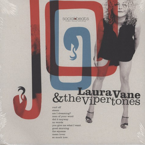 Laura Vane & The Vipertones  - Laura Vane & The Vipertones