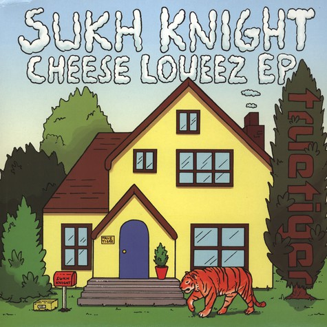 Sukh Knight - Cheese Loueez EP feat. Jahcoozi