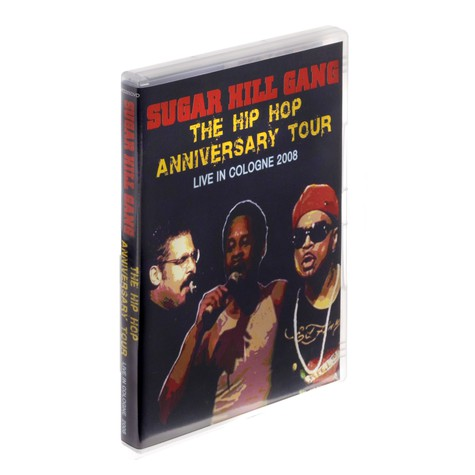 Sugar Hill Gang                - Sugar Hill Gang - Hip Hop Anniversary