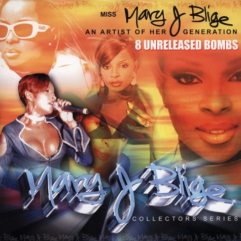 Mary J Blige - An Artist Of Her Generation  8 Unreleased Bombs