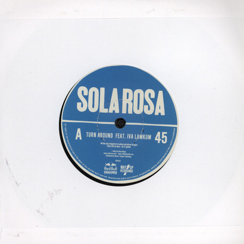 Sola Rosa - Turn Around