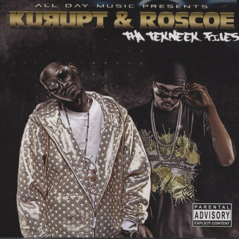 Kurupt & Roscoe - Tha Tekneed Files