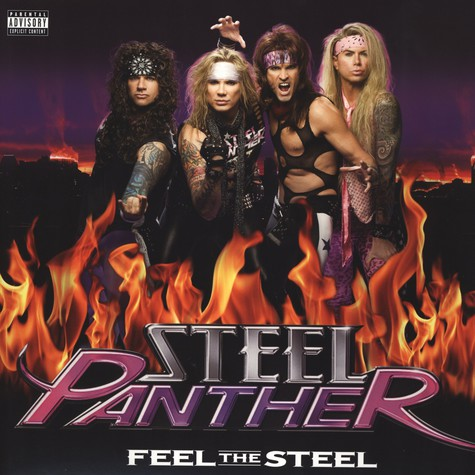 Steel Panther - Feel The Steel Expli