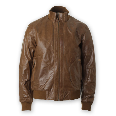 Wemoto - Twist Leather Jacket