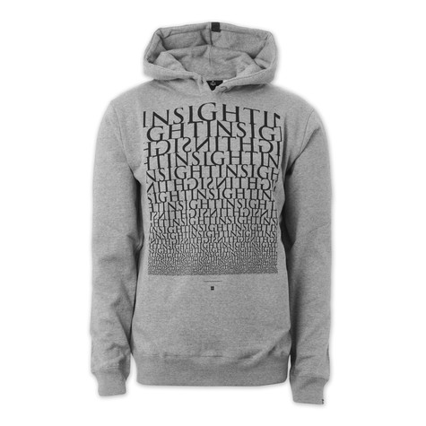 Insight - Type Fade Hoodie