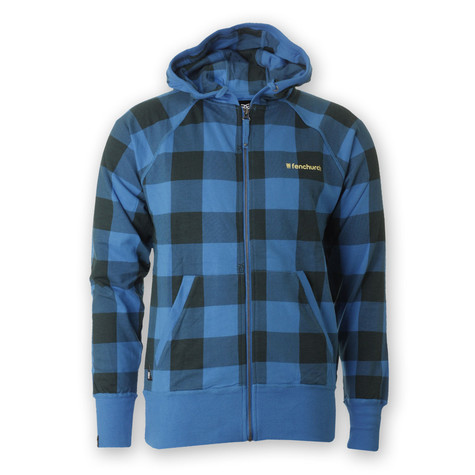 Fenchurch - Port Check Zip-Up Hoodie