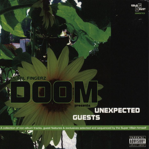 DOOM (MF Doom) - Unexpected Guest