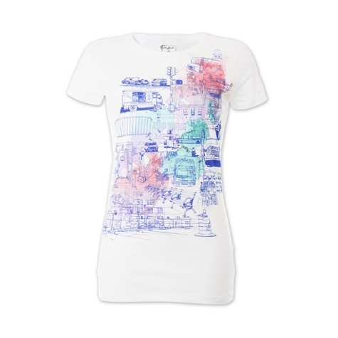 Zoo York - Downtown Park Women T-Shirt