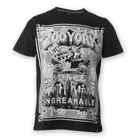 Zoo York - DJ Roger T-Shirt