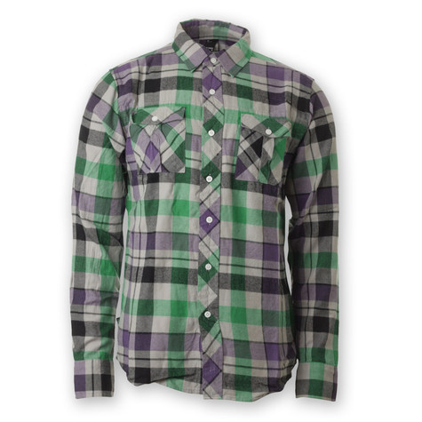 Zoo York - Mercury Lounge Flannel Shirt