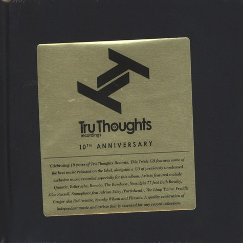 V.A. - Tru Thoughts 10th Anniversary Limited Edition