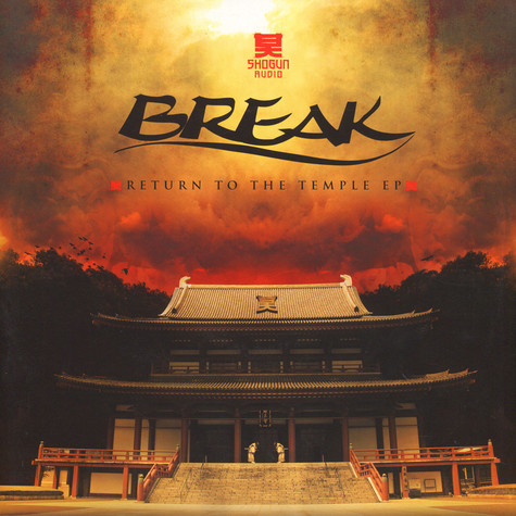 Break - Return To The Temple EP