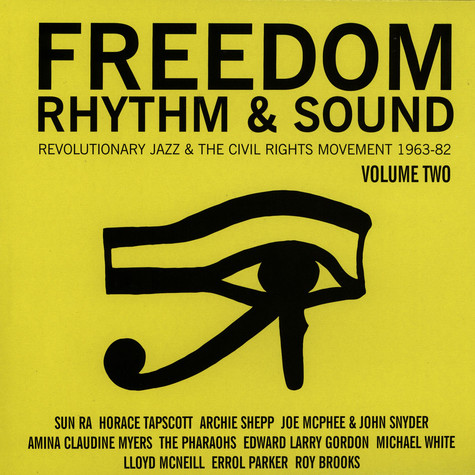 Gilles Peterson and Stuart Baker - Freedom, Rhythm and Sound - Revolutionary Jazz 1965-83 - LP 2