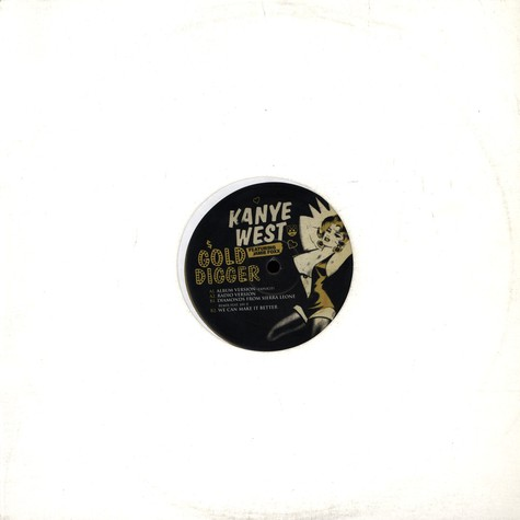 Kanye West - Gold digger feat. Jamie Foxx