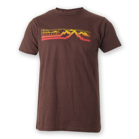 Foo Fighters - Brown Mountain T-Shirt