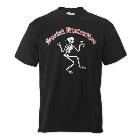 Social Distortion - Skellie T-Shirt