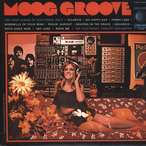 Electronic Concept Orchestra - Moog Groove