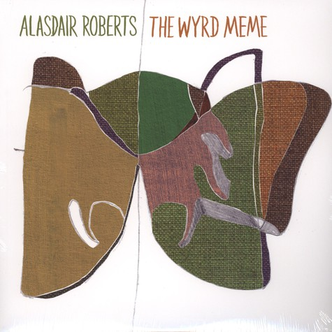 Alasdair Roberts - The Wyrd Meme EP