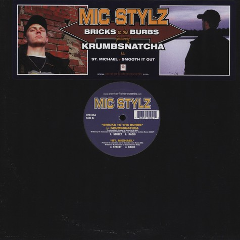 Mic Stylz - Bricks to the burbs feat. Krumbsnatcha