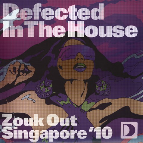V.A.  - Defected In The House Zouk Out Singapore 09 EP 2
