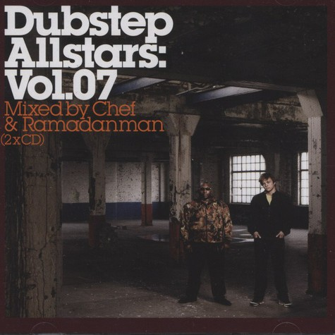 Dubstep Allstars  - Volume 7 - Mixed By Chef And Ramadanman