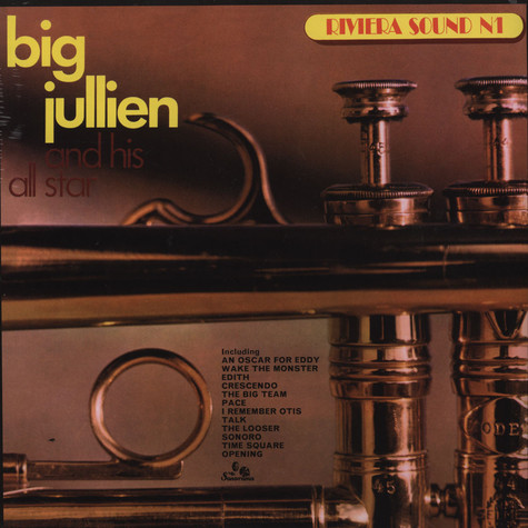 Big Jullien & His All Star - Riviera Sound No.1